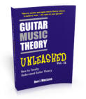 Guitar Music Theory Unleashed: How to Totally Understand Guitar Theory eBook Edition